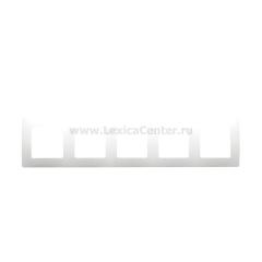 Legrand Etika Бел Рамка 5-ая 672505