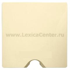 Legrand Etika Крем Вывод кабеля IP21 672329