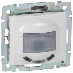 Legrand Valena Бел Датчик движения Комфорт 1000 Вт, с N-клемой (3-х проводная схема подключения)