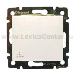 Legrand Valena Бел Выключатель 1-клавишный IP44 (со стандартной рамкой)