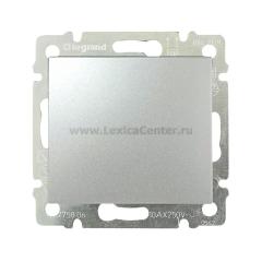 Legrand Valena Выключатель 1кл. алюминий 770101