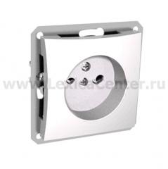 Lexel Дуэт белый Розетка без заземления (SE WDE000141)