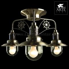 Люстра Arte lamp A4524PL-3AB Sailor