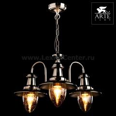 Люстра Arte Lamp A5518LM-3SS Fisherman