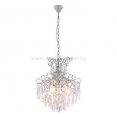Люстра Crystal lux SEVILIA SP4 SILVER 2941/304