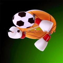 Люстра мячи Colosseo 50205/3C Calcio