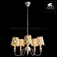 Люстра подвесная Arte lamp A2030LM-5WA Maestro