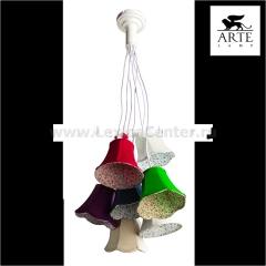 Люстра подвесная Arte lamp A9211SP-7WH Provence
