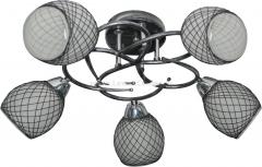 Люстра потолочная JEANINE TL7430X-05BP Toplight