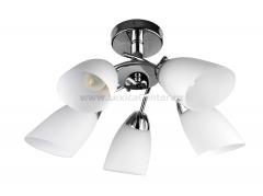 Люстра потолочная Toplight TL3600X-05CH Carmel
