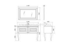 Мебель современная BC-1105-1200