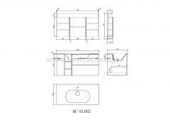Мебель современная NL002