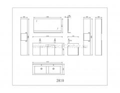 Мебель современная OLS-2810