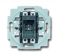 Механизм карточного выключателя 10А 250В (ABB) [BJE2025 U] 1012-0-1713