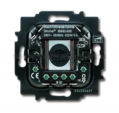 Механизм клавишного светорегулятора универсального (ABB) [BJE6593 U] 6590-0-0171