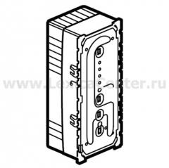 Механизм светорегулятора нажимного 60-1000Вт Celiane (Legrand) 67086