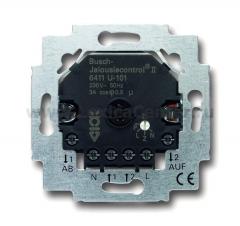 Механизм выключателя электронного для жалюзи 700 ВА (замена на 6410-0-0378) (ABB) [BJE6411 U-101] 6410-0-0377