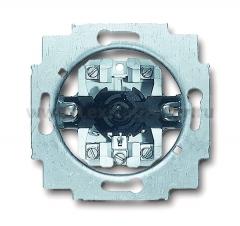 Механизм выключателя жалюзи с ручкой (без фиксации) (ABB) [BJE2723 U] 1101-0-0567