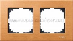 Merten M-Elegance Бук Рамка 2-я (MTN4052-3470 (MTN405270))