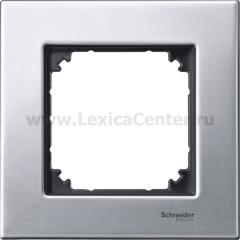 Merten M-Elegance Платина серебро Рамка 1-я (MTN403160)