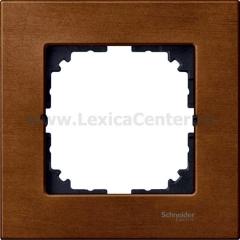 Merten M-Elegance Вишня Рамка 1-я (MTN4051-3472 (MTN405172))