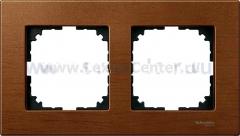 Merten M-Elegance Вишня Рамка 2-я (MTN4052-3472 (MTN405272))