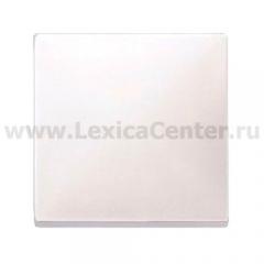 Merten SD Бел Накладка светрегулятора/выключателя нажимного (термопласт) (MTN573719)