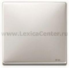 Merten SD Сталь Клавиша 1-я IP44 (MTN412046)