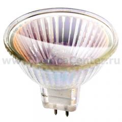 MR16 220 В 50 Вт Электростандарт Лампа галогенная