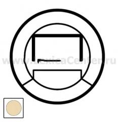Накладка для датчика движения со световым указателем слоновая кость Celiane (Legrand) 66256