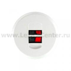 Накладка для розетки акустической белый Celiane (Legrand) 68211