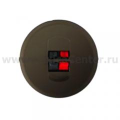 Накладка для розетки акустической графит Celiane (Legrand) 64940