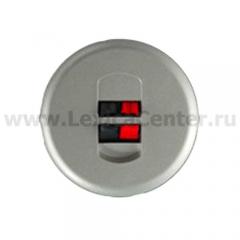 Накладка для розетки акустической титан Celiane (Legrand) 68511