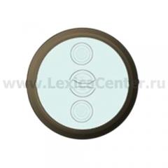Накладка для светорегулятора сенсорного графит Celiane (Legrand) 68348