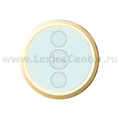 Накладка для светорегулятора сенсорного слоновая кость Celiane (Legrand) 66285