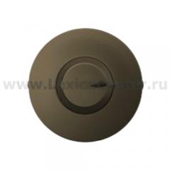 Накладка для выключателя/переключателя нажимного графит Celiane (Legrand) 64908