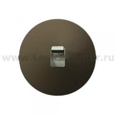 Накладка для выключателя/переключателя с рычажком графит Celiane (Legrand) 64904