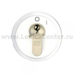 Накладка для выключателя с ключом белый Celiane (Legrand) 68009