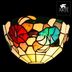 Настенный светильник Arte lamp A3165AP-1BG Florizel