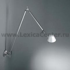 Настенный светильник бра Artemide A046100 TOLOMEO BRACCIO LED