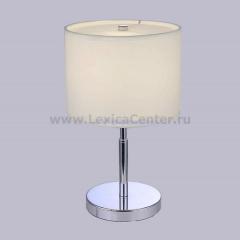 Настольная лампа Crystal lux JEWEL LG1 WHITE 2110/501