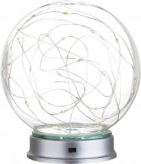 Настольная лампа декоративная Globo 29934