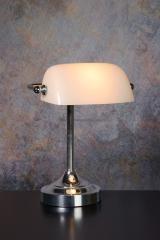 настольная лампа Lucide 17504/01/11 BANKER