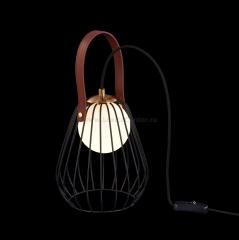 Настольная лампа Maytoni MOD544TL-01B Indiana Modern