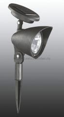 Novotech SOLAR 357203 Садовый уличный светильник на солнечной батарее