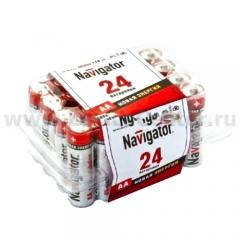 Пальчиковые батарейки AA Navigator 94 786 NBT-NE-LR6-BOX24