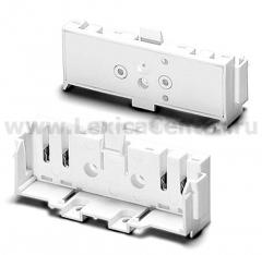 Патрон накладной с блокировкой лампы 2G10 (Dulux F) VOSSLOH-SCHWABE 36300