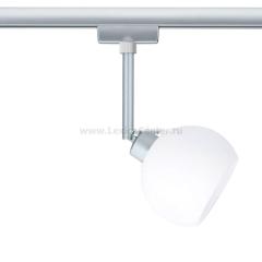 Paulmann 95181 URail LED Spot Wolbi 1x3,5W GZ10 Chr-m/W