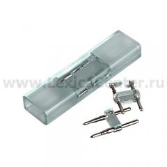 Переходник для ленты 220V 5050 Электростандарт Аксессуары для светодиодной ленты