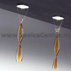Подвесной светильник Axo Light FAAURA53BCCR12V AURA